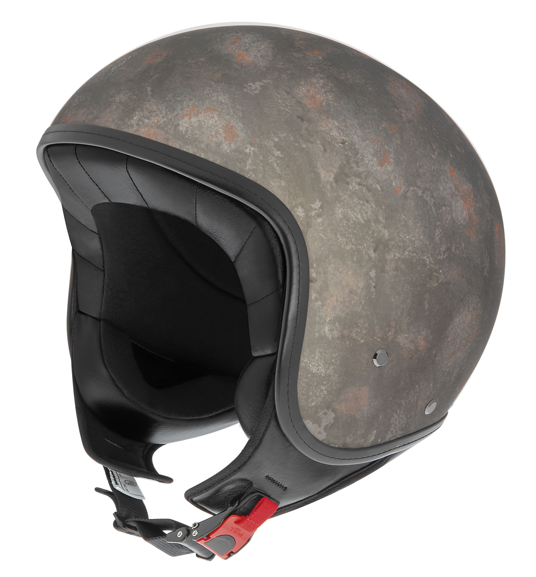 Hunter-C, casco jet - Rusty 2 - XXL