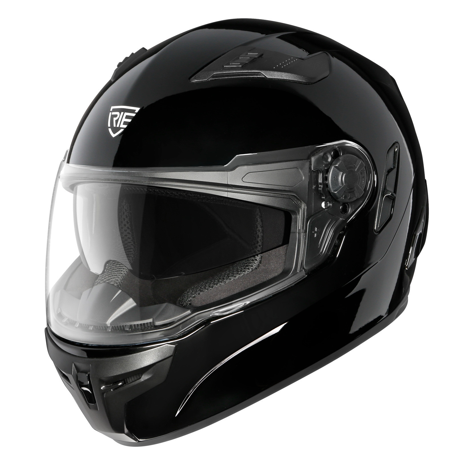 Sfida, casco integrale - Nero - XL
