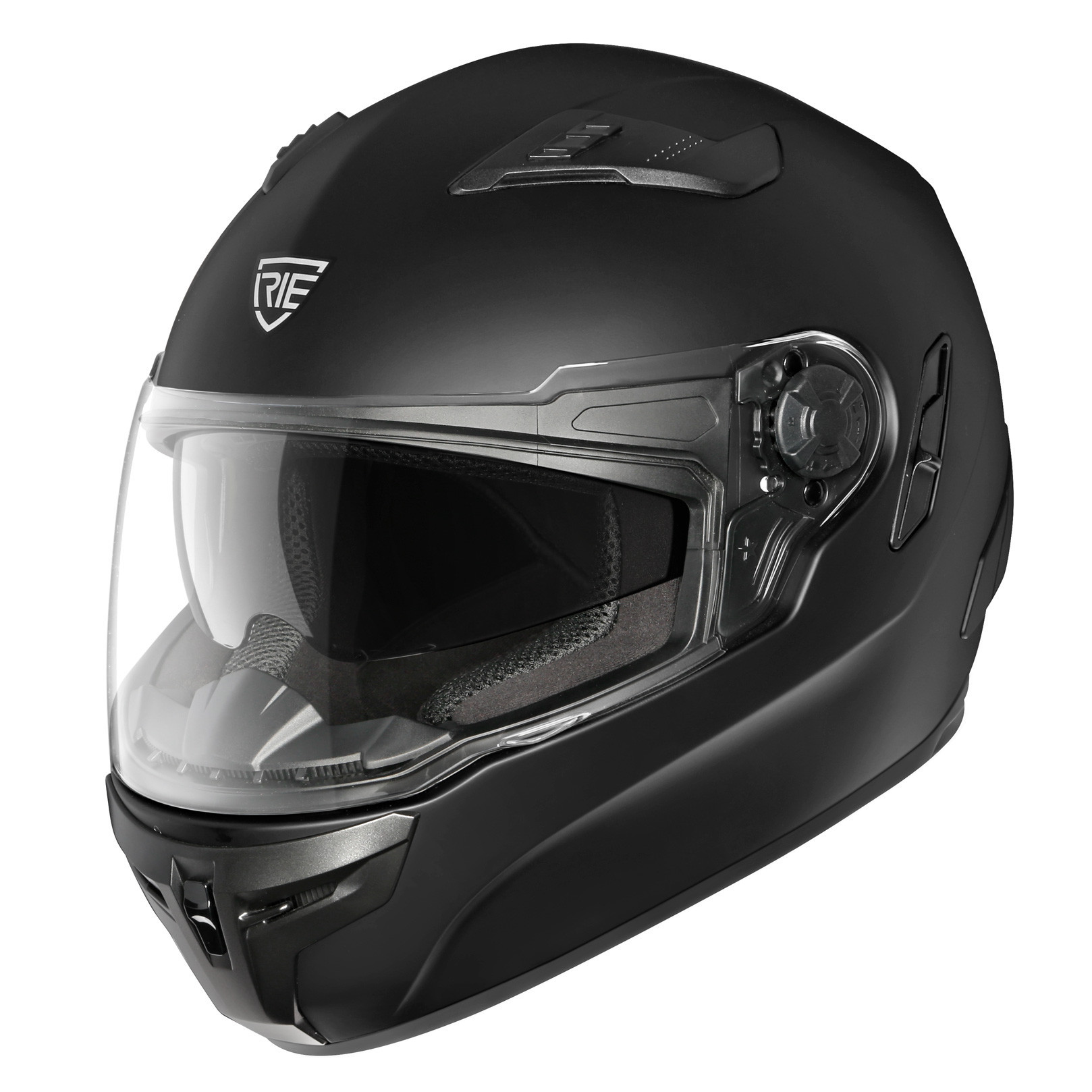 Sfida, casco integrale - Nero Opaco - XL