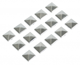 Decor-Studs, borchie cromate 1