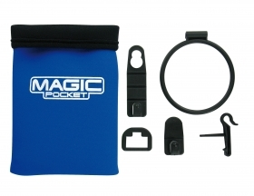 Magic pocket, marsupio per auto - L - 105x150 mm