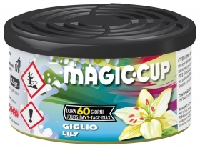 Magic Cup Natura, deodorante - Giglio
