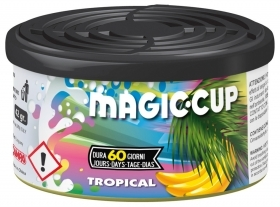 Magic Cup Natura, deodorante - Tropical
