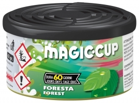 Magic Cup Natura, deodorante - Foresta
