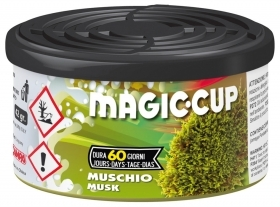 Magic Cup Natura, deodorante - Muschio