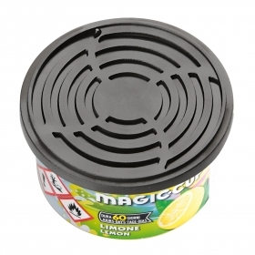 Magic Cup Vent-Clip Frutta, deodorante, display 12 pz assortiti