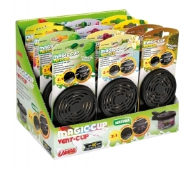 Magic Cup Vent-Clip Natura, deodorante, display 12 pz assortiti