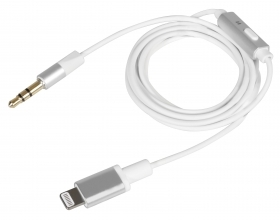 Cavo Apple 8 Pin - Aux, con Bluetooth