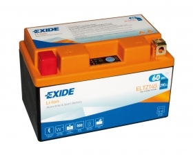 Batteria 12V - Exide Bike Li-Ion Li