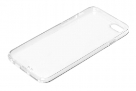 Clear Cover, cover trasparente rigida con cornice in gomma - Apple iPhone 6 / 6s