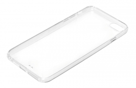 Clear Cover, cover trasparente rigida con cornice in gomma - Apple iPhone 6 Plus / 6s Plus