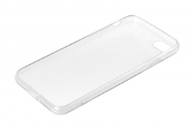 Clear Cover, cover trasparente rigida con cornice in gomma - Apple iPhone 7 / 8