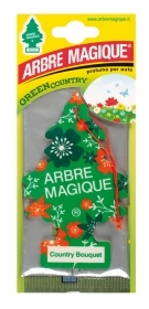Arbre Magique Green Country - Country Bouquet